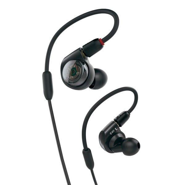 Audio-Technica ATH-E40 In-Ear Monitors