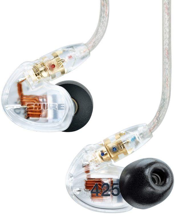 Shure SE425 In-Ear Monitors