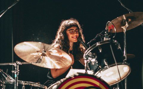 mindfulness and drumming