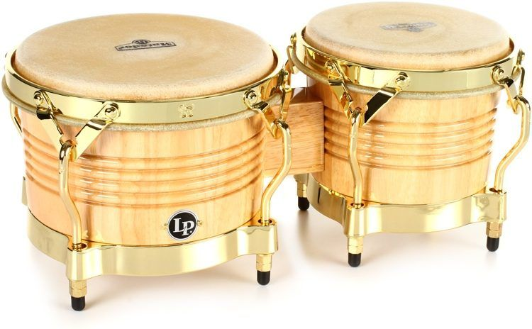 Latin Percussion Matador Siam Oak Bongos