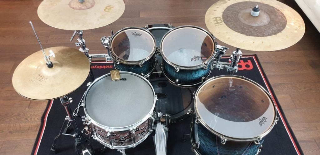 drum set POV
