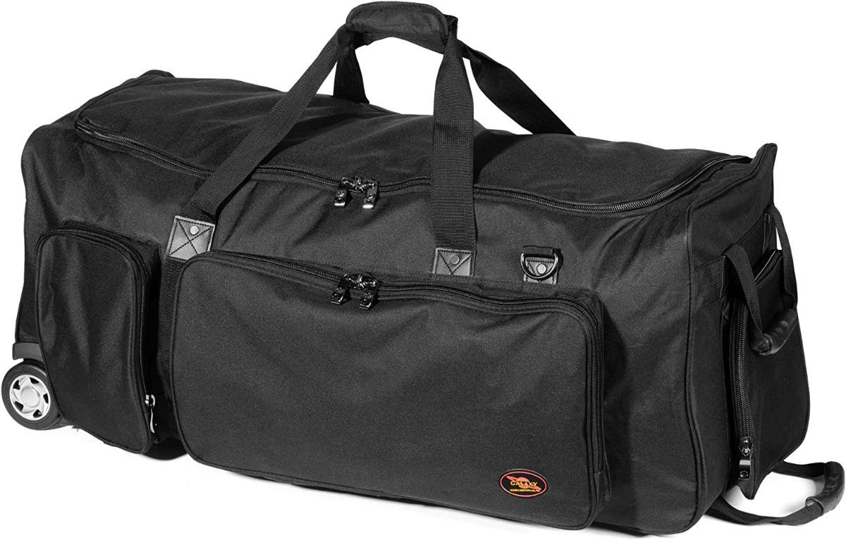 Humes & Berg Drum Seeker Tilt-N-Pull Hardware Bag