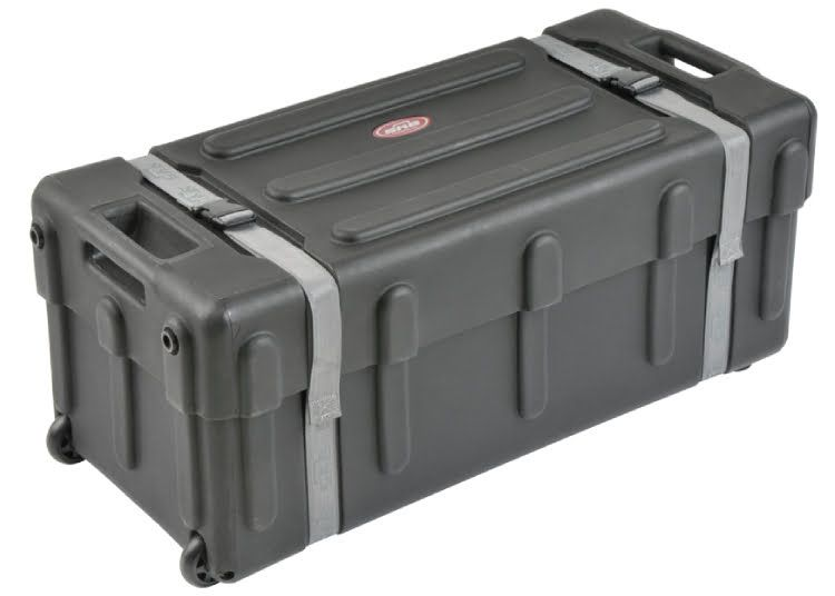 """SKB Mid-Sized Hardware Case With Wheels 33"""" Long"""