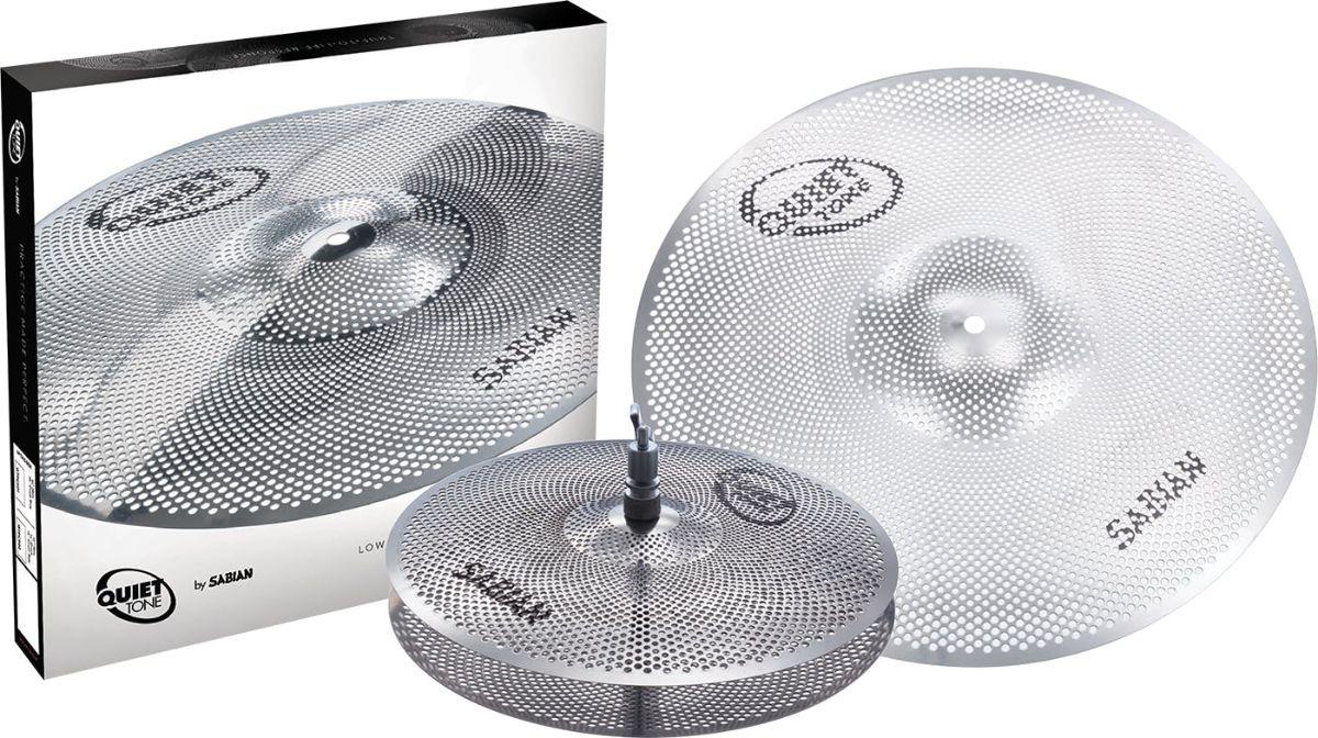 Sabian Quiet Tone Cymbal Set 13-18