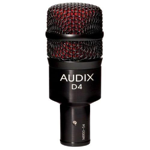 Audix D4 Hypercardioid Dynamic Mic