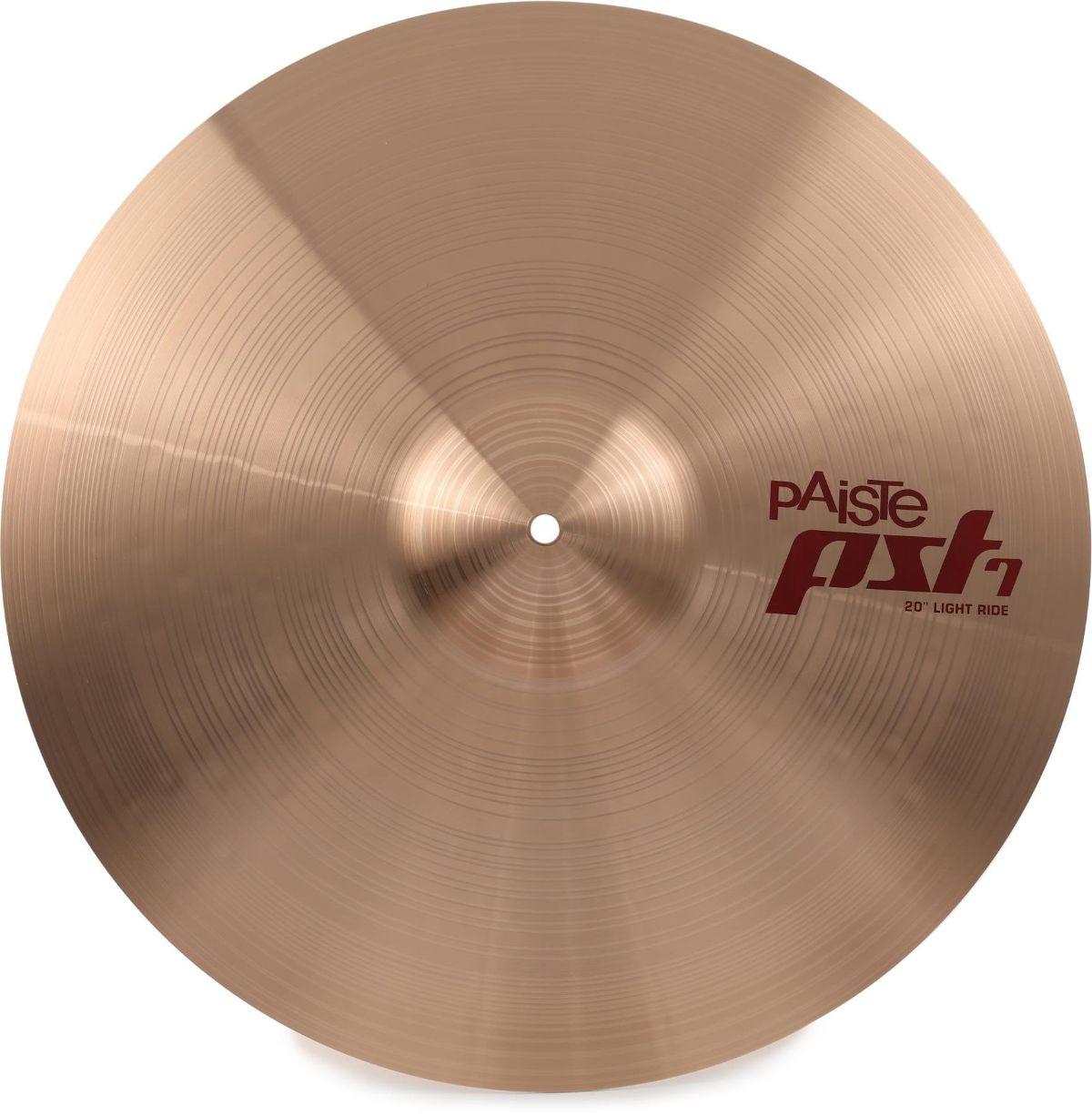 Paiste 20 PST 7 Light Ride Cymbal