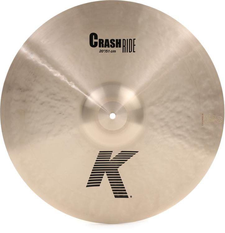 """Zildjian K 20"""" Crash Ride Cymbal"""