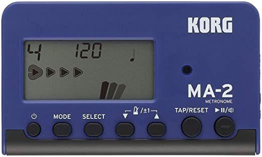 Korg MA-2 Digital Metronome 2
