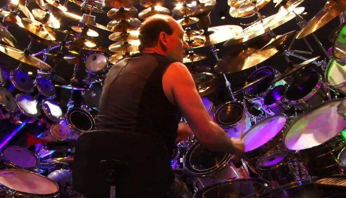 World's largest drum set