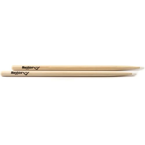 Vater Marching Snare and Tenor Drumsticks - Nylon Tip