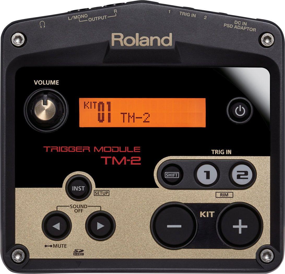 Roland TM2 Electronic Drum Trigger Module