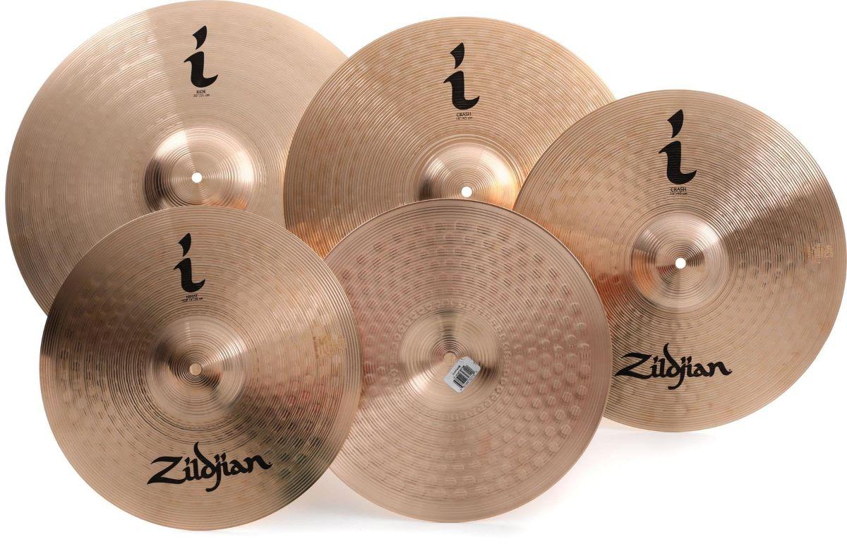 Zildjian I Family Cymbal Set