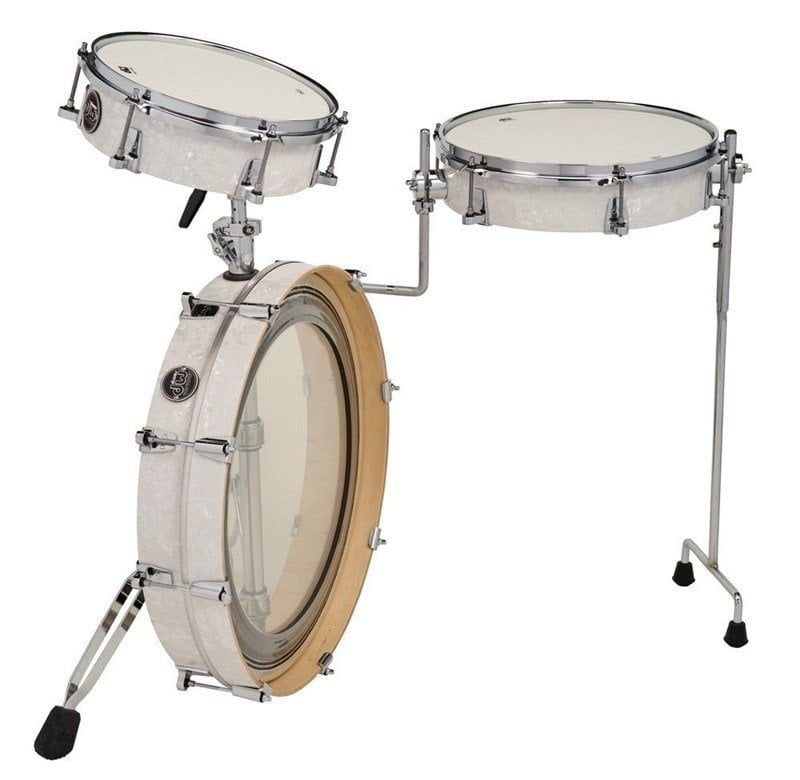 DW Performance Series Low Pro 3-Piece Shell Pack