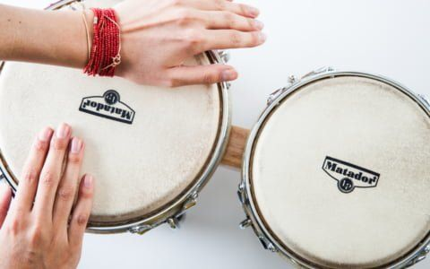 how to tune bongos