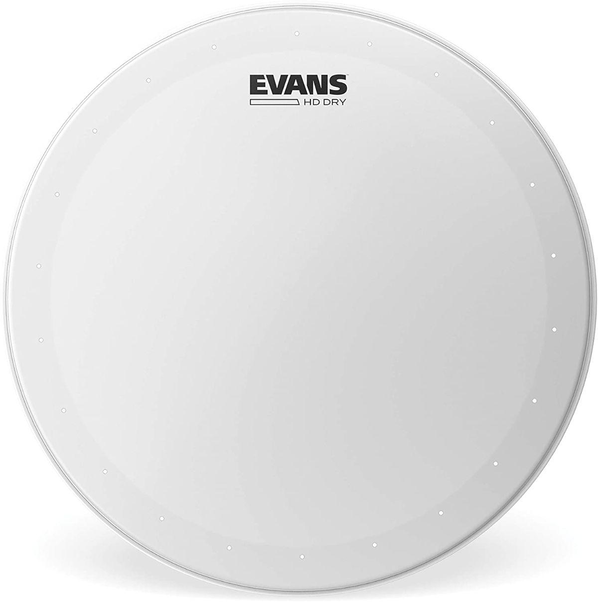 Evans HD Dry Snare Drum Head