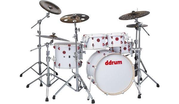 Ddrum hybrid drum set