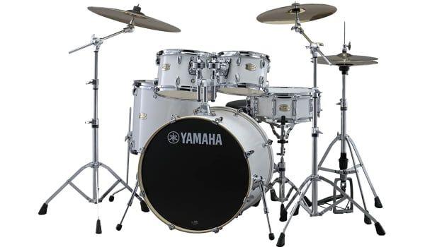 Yamaha Stage Custom Birch 5pc Drum Set