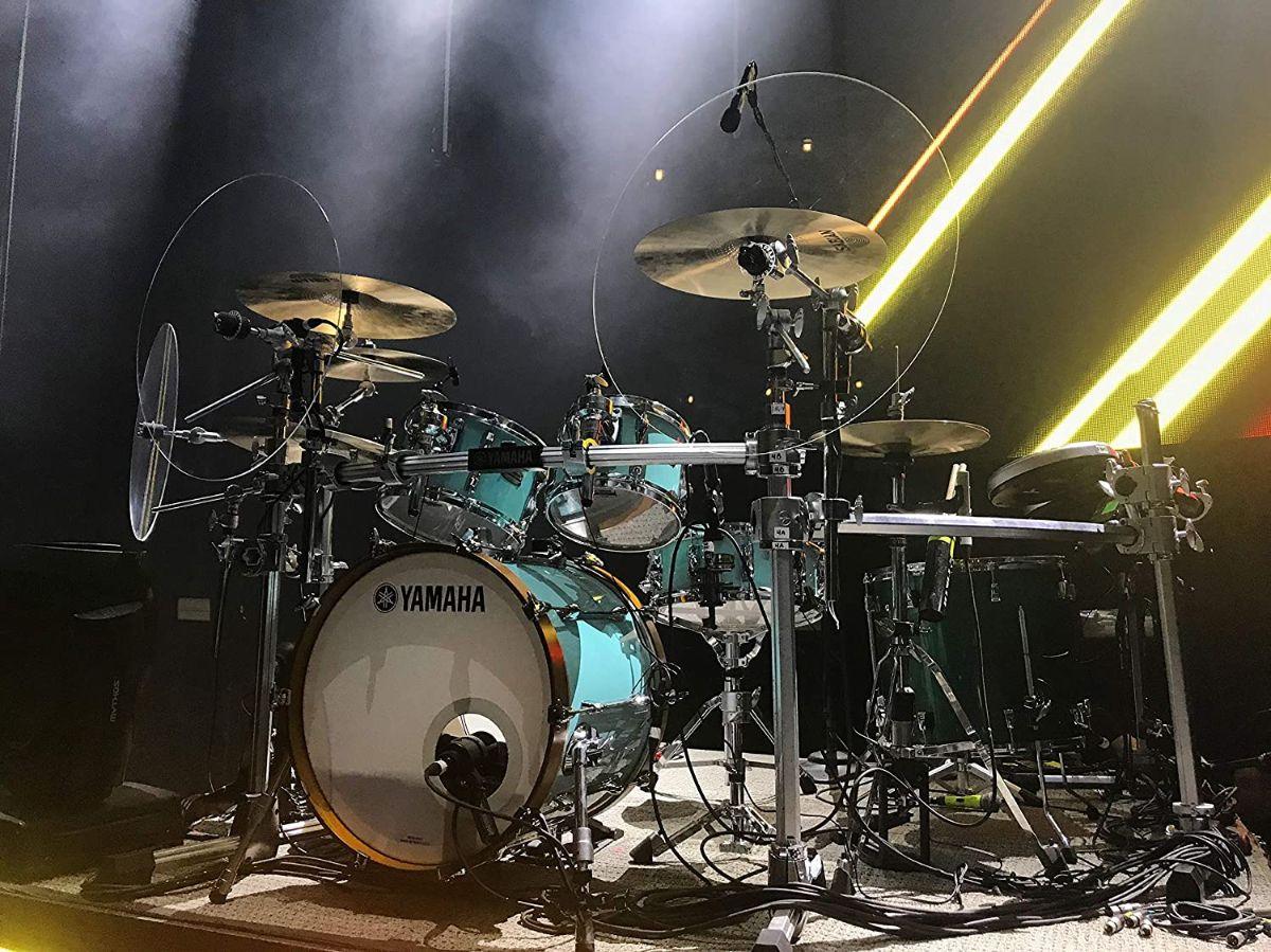 Clearsound Baffles Cymbal Shields