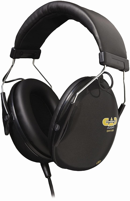 CAD Audio DH100 Drummer Isolation HeadphonesCAD Audio DH100 Drummer Isolation Headphones