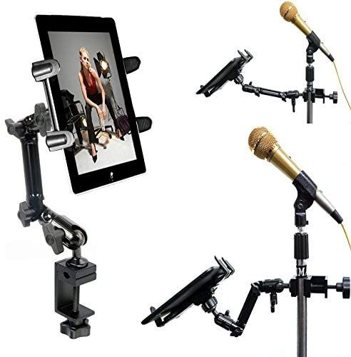 ChargerCity Heavy Duty 4-Way tablet holder