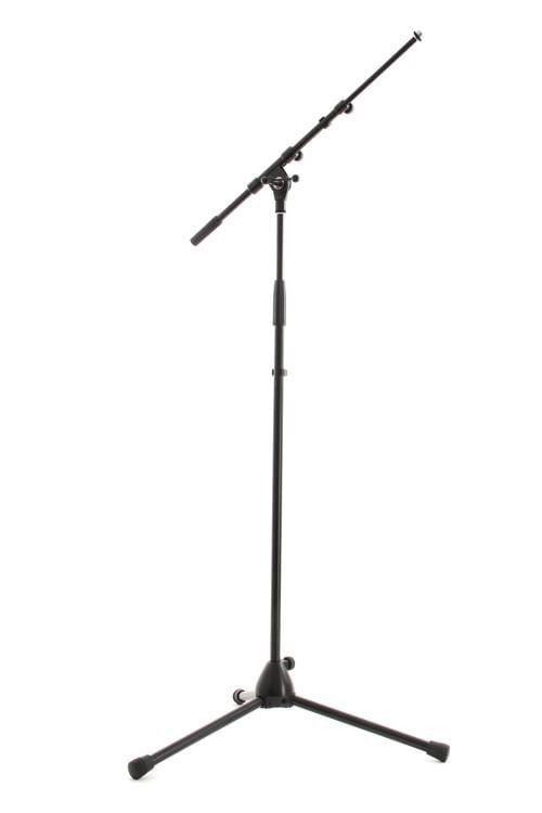 K&M 210:9 Telescoping Boom Microphone Stand