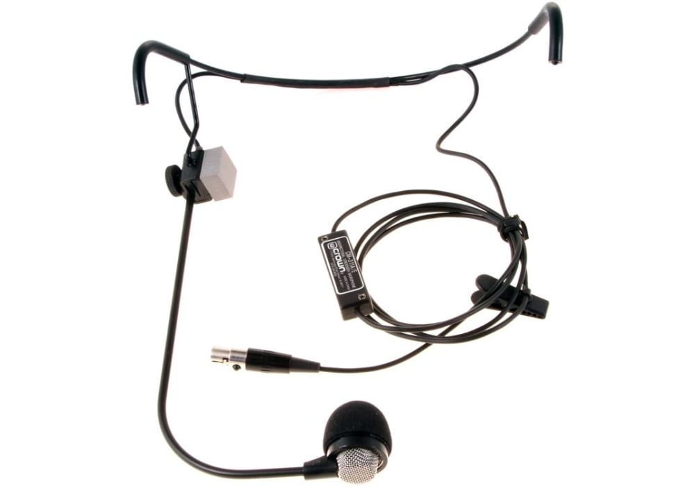 Crown CM311 AESH Headset Vocal Microphone