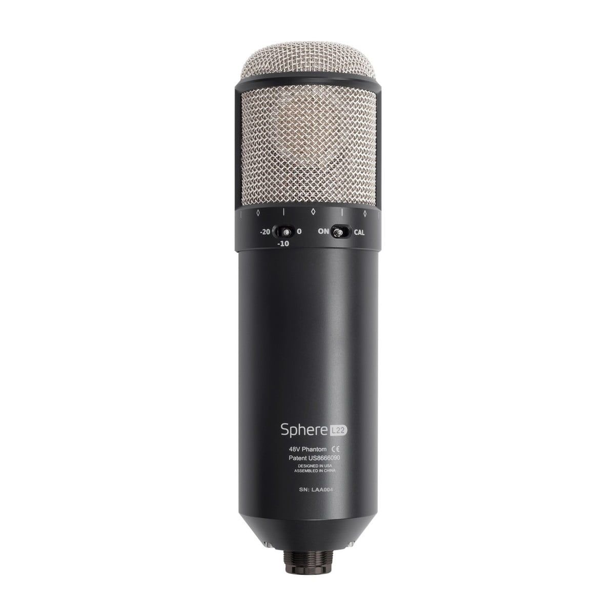 Townsend Labs Sphere L22 Microphone Modelling System