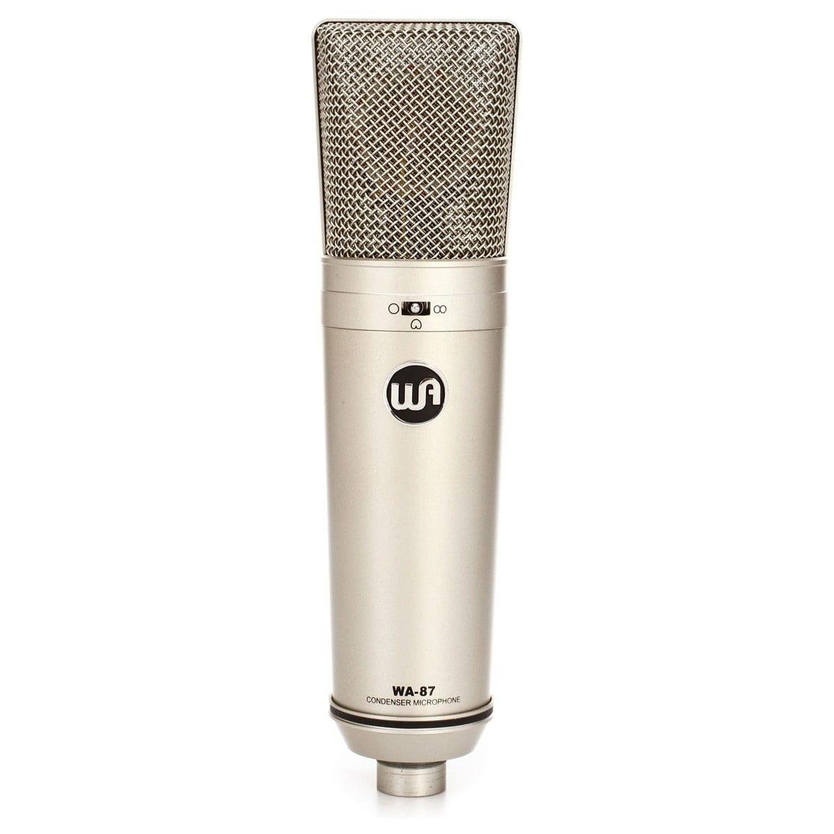 Warm Audio WA-87 Large-Diaphragm Condenser Mic