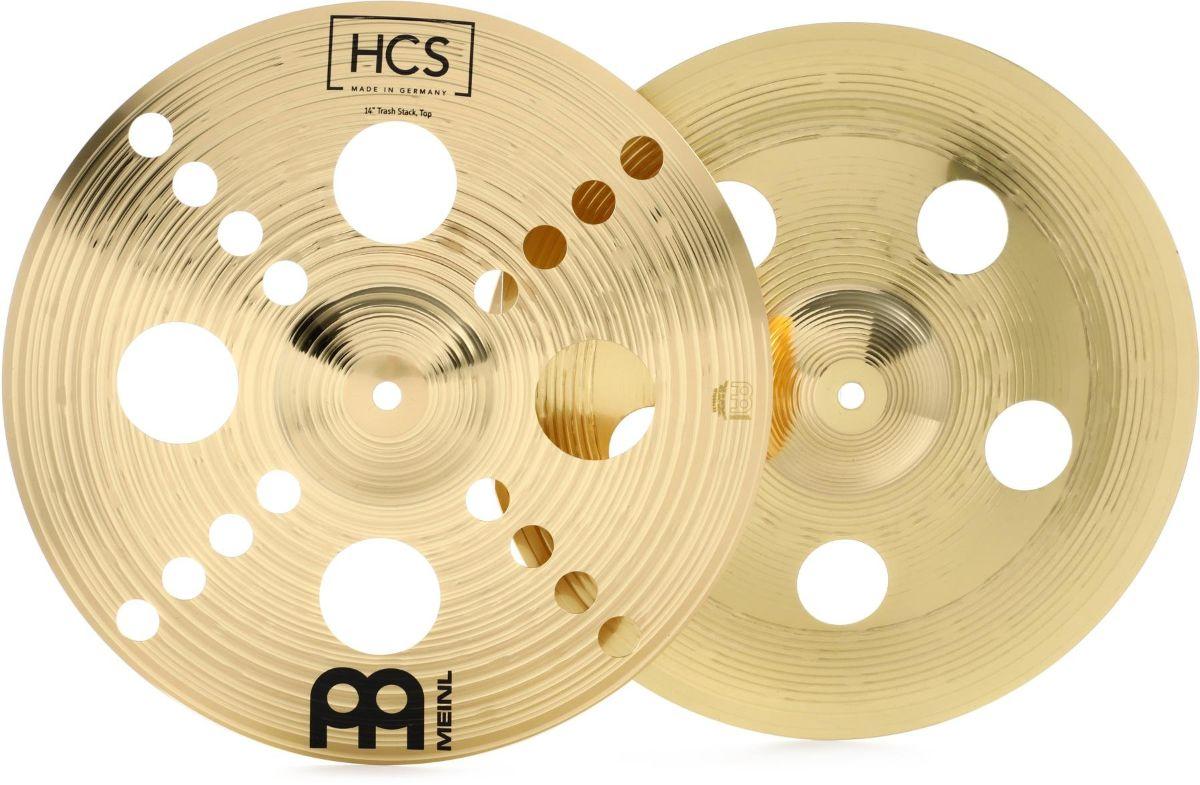 Meinl HCS Cymbal Stack