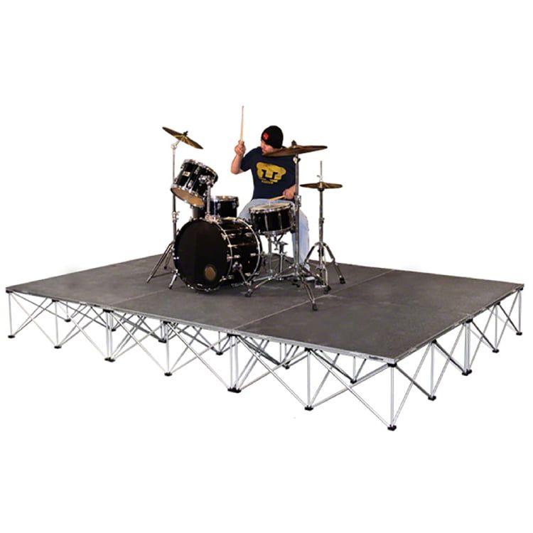 IntelliStage 12' x 8' Foot Drum Riser