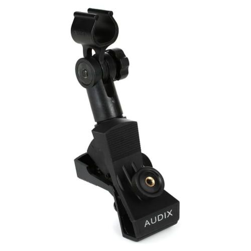 Audix D-FLEX Rim-mounted Drum Mic Clip
