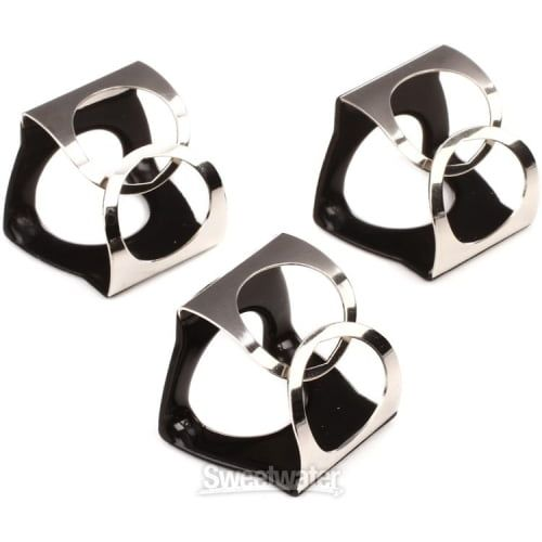 Ahead PinchClip Cymbal Toppers 3 Pack
