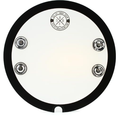 Big Fat Snare Drum Snare-Bourine