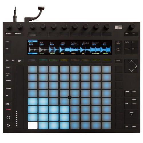 Ableton Push 2 MIDI Trigger Pad and Controller