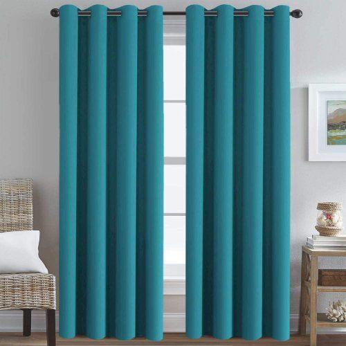 H.VERSAILTEX Window Treatment Sound Deadening Curtains