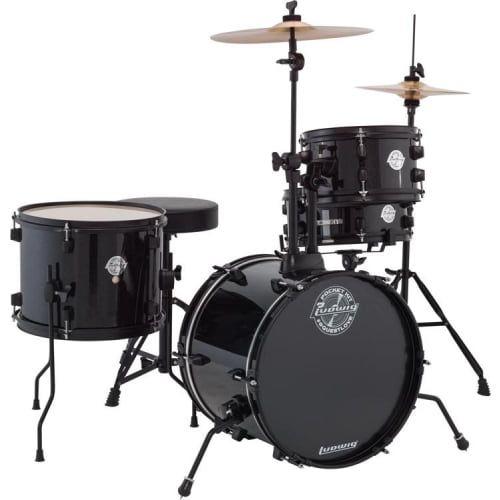 Ludwig Questlove Pocket Kit Complete Drum Set