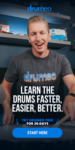 Drumeo 30 Day Free Trial