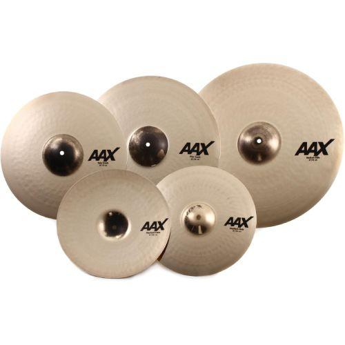 Sabian AAX Promo Cymbal Set