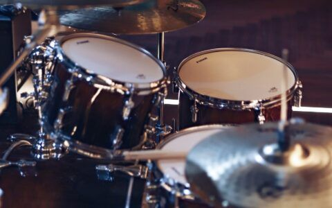 drum set shell pack