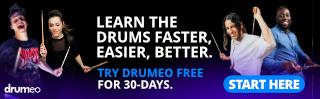 Drumeo Banner