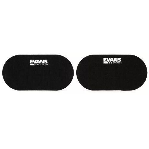 Evans PB2 Double Bass Drum Patch