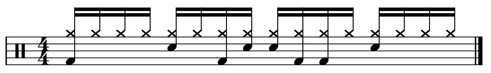 Groove Example 1-1