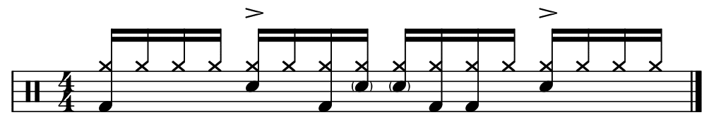 Groove Example 2-1
