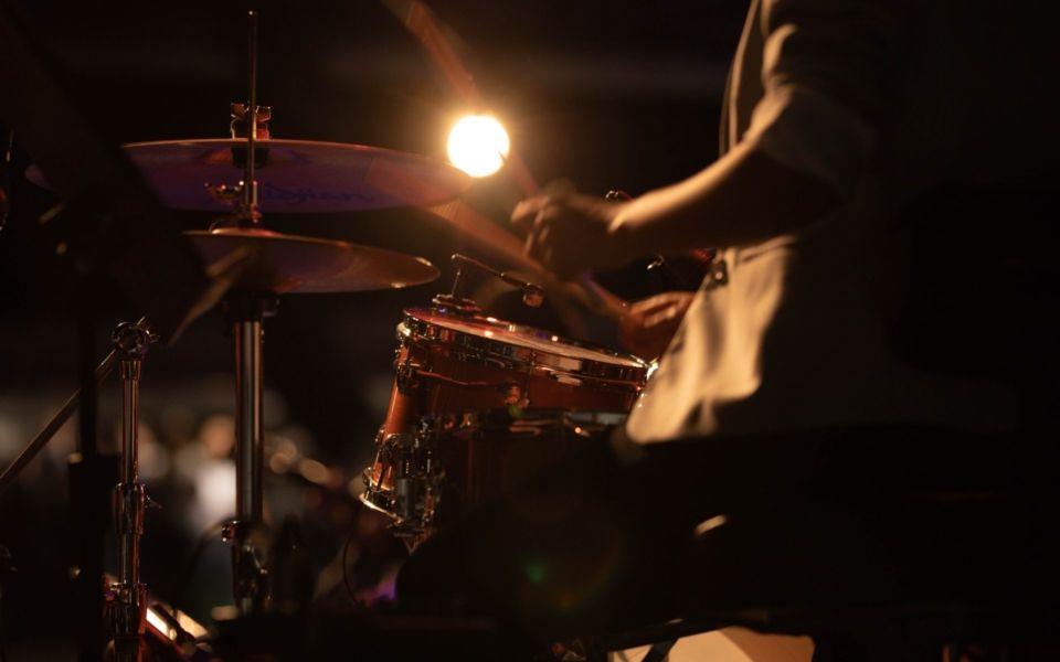 pocket drumming