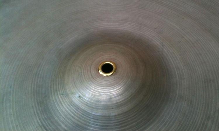 cymbal keyholing fix