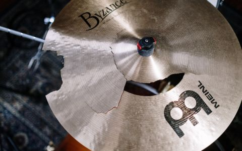 What is Cymbal Keyholing and How to Prevent It